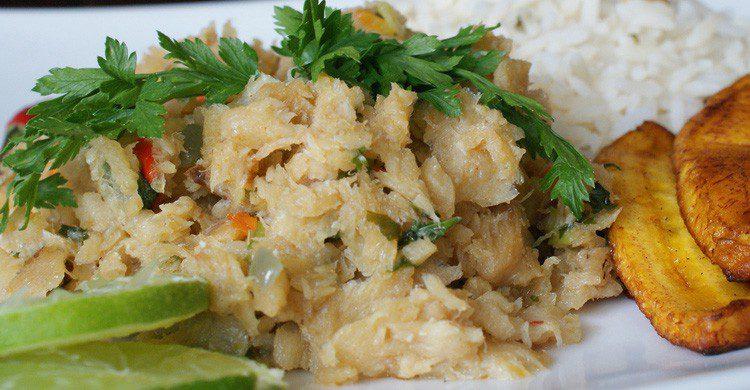 Un arroz con pescado, plato andaluz típico en Cuaresma (Fuente: daniel / Flickr)