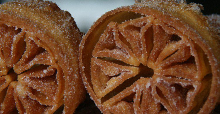 La fruta en sartén, típica en Andalucía por Cuaresma (Fuente: wikimedia commons)