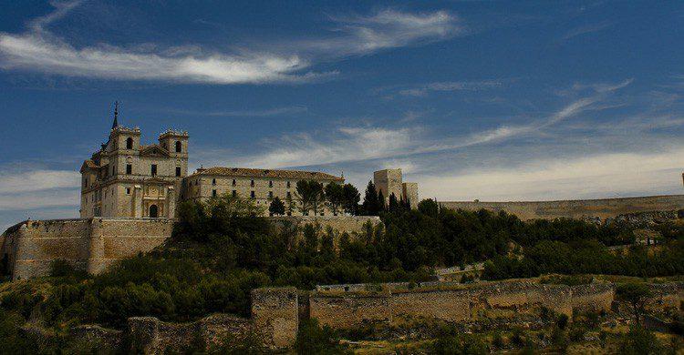 Vistas de Uclés, Cuenca (Fuente: Steve Partos / Flickr)