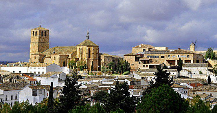 Vistas de Belmonte, Cuenca (Fuente: pegatina1/ Flickr)