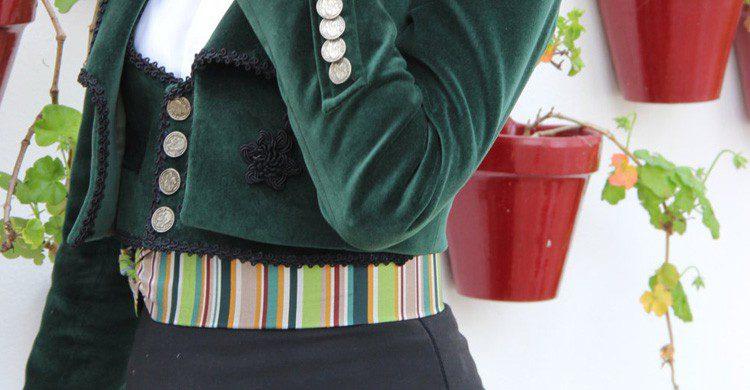 El traje de campero es típico y cómodo para pasear por la Feria de Córdoba (Fuente: Pinterest)