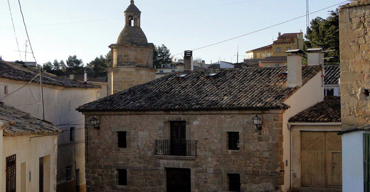 Vistas de Huete, Cuenca (FUente: Santiago Lopez-Pastor / Flickr)