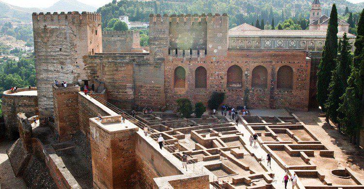 La Alhambra, Maravilla del Mundo (Fuente: Flickr / Sharon Mollerus)