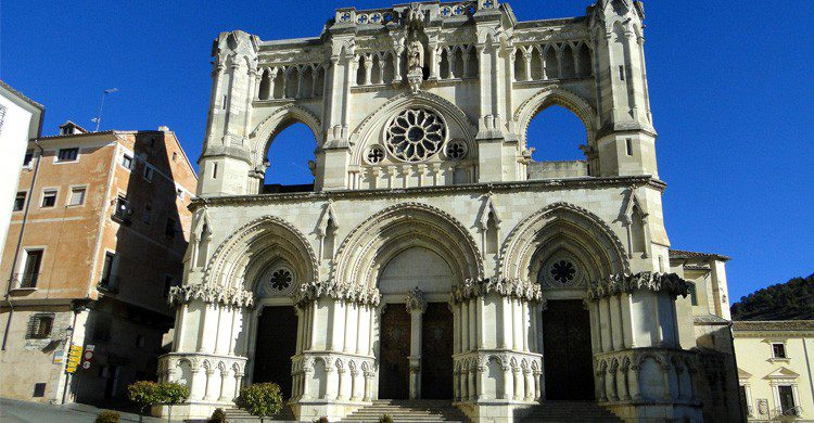 La Catedral de Cuenca (Fuente: Santiago Lopez Pastor / Flickr)