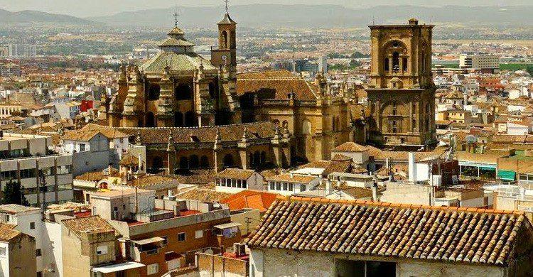 Vistas de la bonita ciudad de Granada (Fuente: Ronny Siegel / Flickr)