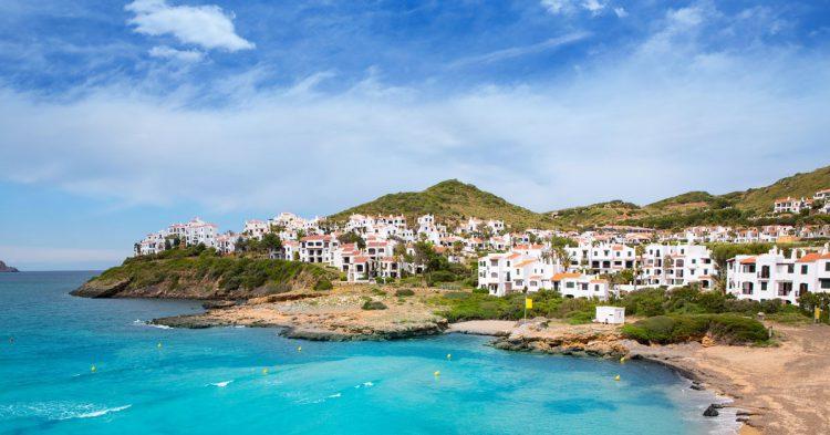 pueblos con encanto Menorca