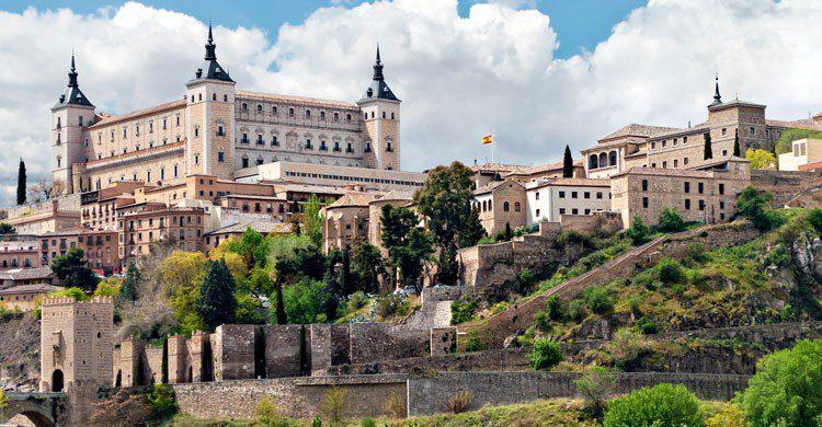 Hogar de reyes de España. (istock)
