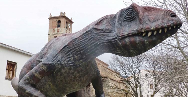 Dinópolis en Teruel