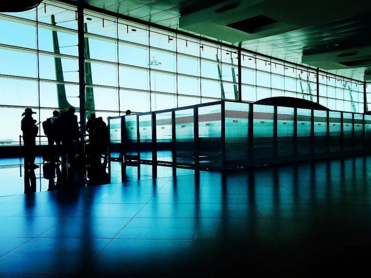 Las esperas se vuelve interminables en los aeropuertos (Fuente: Lauren Gilchrist /Fllickr)