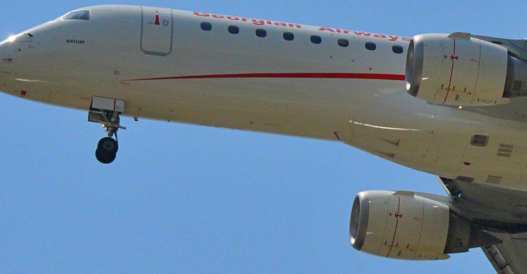 El avión recupera tiempo durante el vuelo (Fuente: Max Benidze / Flickr)
