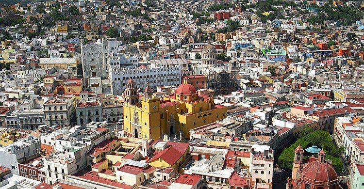 En Guanajuato no puedes besarte, pero en el resto de México sí. (Pixabay)