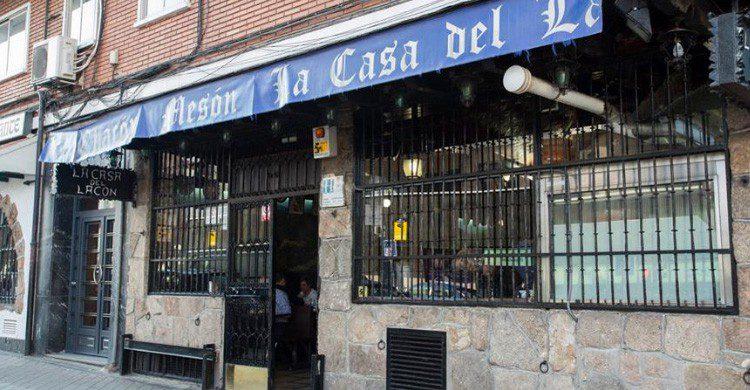 El clásico madrileño del restaurante Chacón (Fuente: Facebook Chacón)