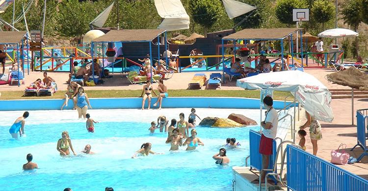 Parque Acuático Aquaola (Facebook)