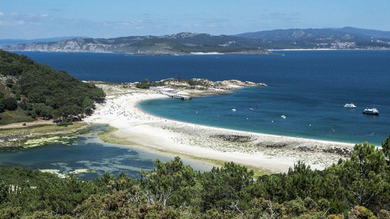 Las 8 Playas Más Bonitas De Pontevedra El Viajero Fisgón