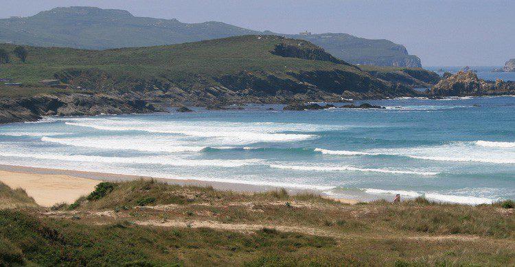 Playa de Ponzos en Ferrol, Galicia (Fuente: oscar xindilo / Flickr)