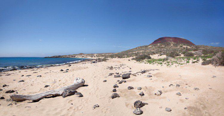 Playa Francesa en Lanzarote (Fuente: iStock)