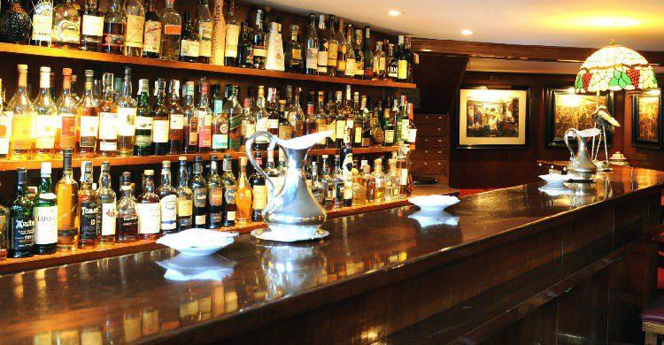 Bar clandestino Speakeasy en Barcelona (Fuente: bestbarseruope.com)