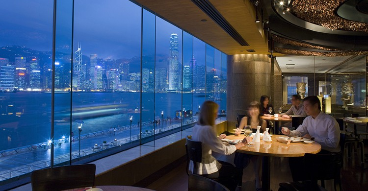 Restaurante Nobu (InterContinental Hong Kong, Flickr)