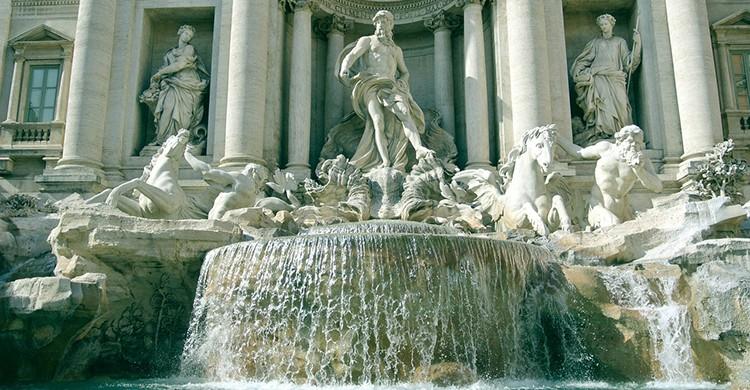 Fontana di Trevi (Pixabay)