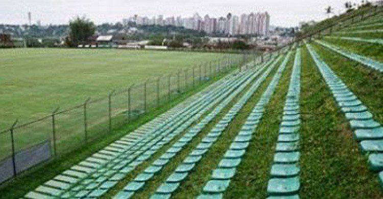 Estadio Eco Janguito de Curitiba en Brasil (Fuente: Pinterest)