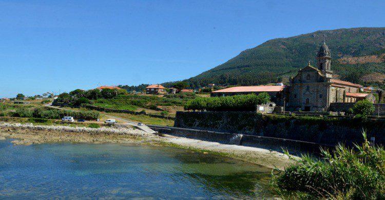 El monasterio de Oia, Pontevedra (Fuente: iStock)