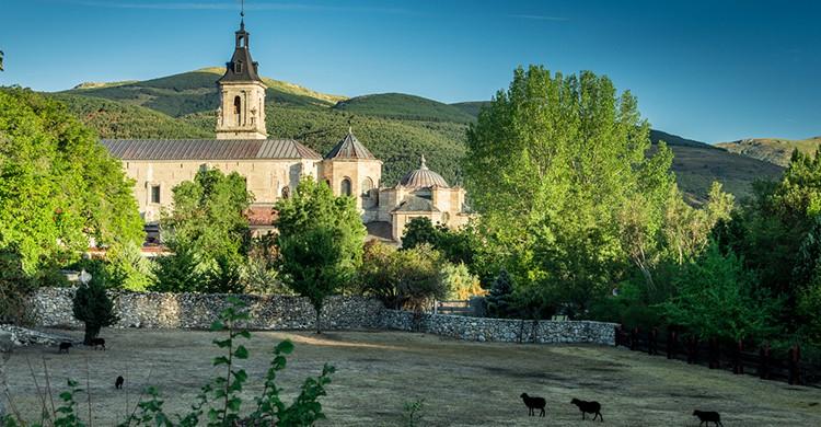 Monasterio del Paular en Rascafría (iStock)