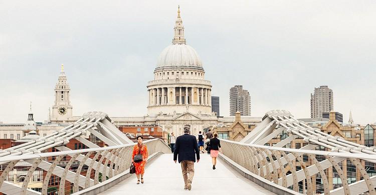 Millenium Bridge (Pixabay)