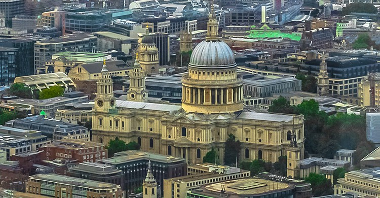 St. Pauls's Cathedral (Pixabay)