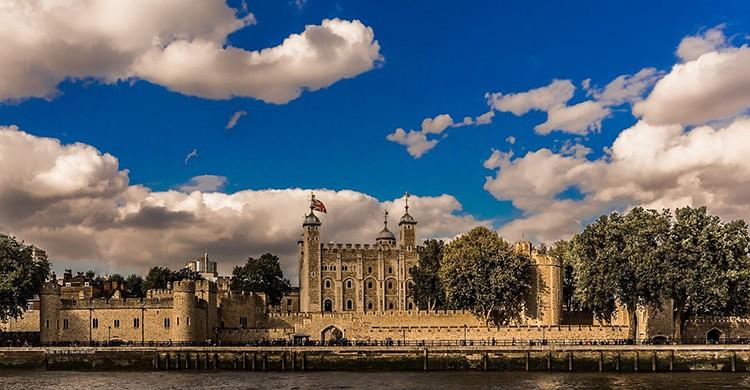 Torre de Londres (Pixabay)