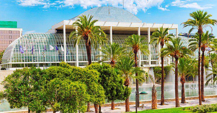 El Palau de la Música es uno de los complejos musicales más importantes de Europa. (iStock)