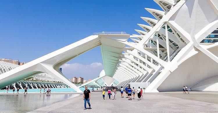 Calatrava fue el imponente arquitecto que impulso este proyecto. (iStock)