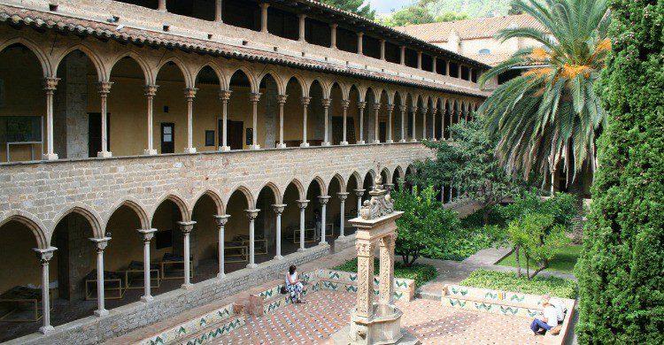 El Palacio de Pedralbes en Barcelona (Fuente: iStock)