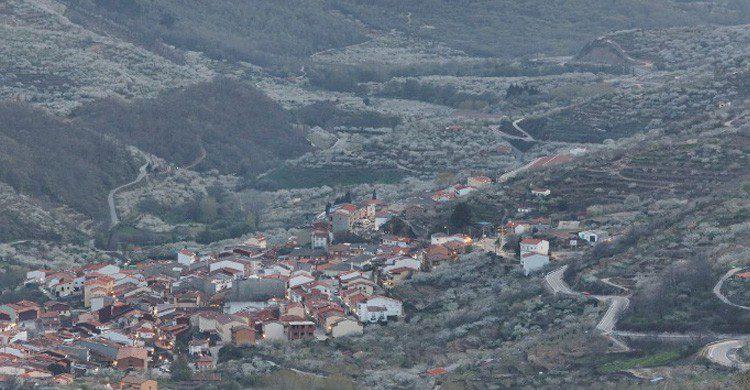Tornavacas en el Valle del Jerte (Fuente: iStock)