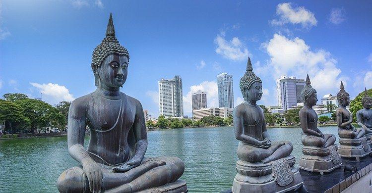 Sri Lanka un país que ha renacido(Istock)