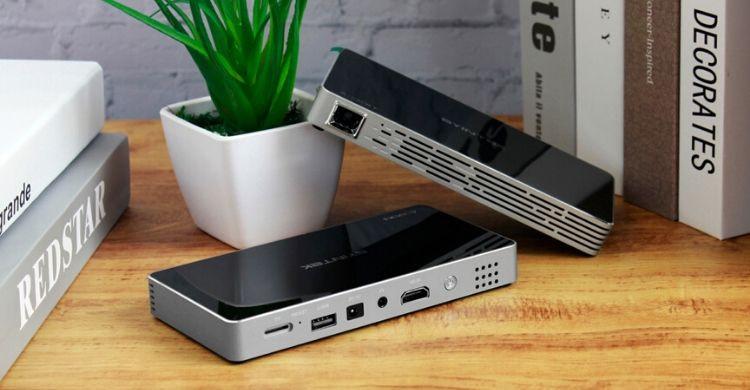 Mini proyector para móvil