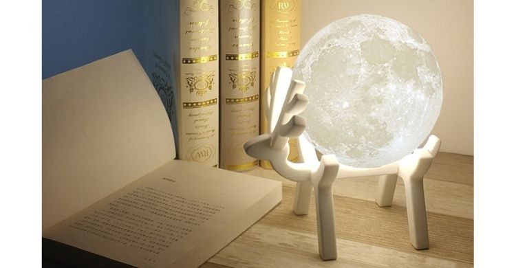Humidificador de luna (Aliexpress)