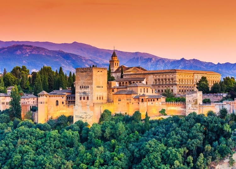 Siempre inolvidable, siempre Granada. Foto: iStock