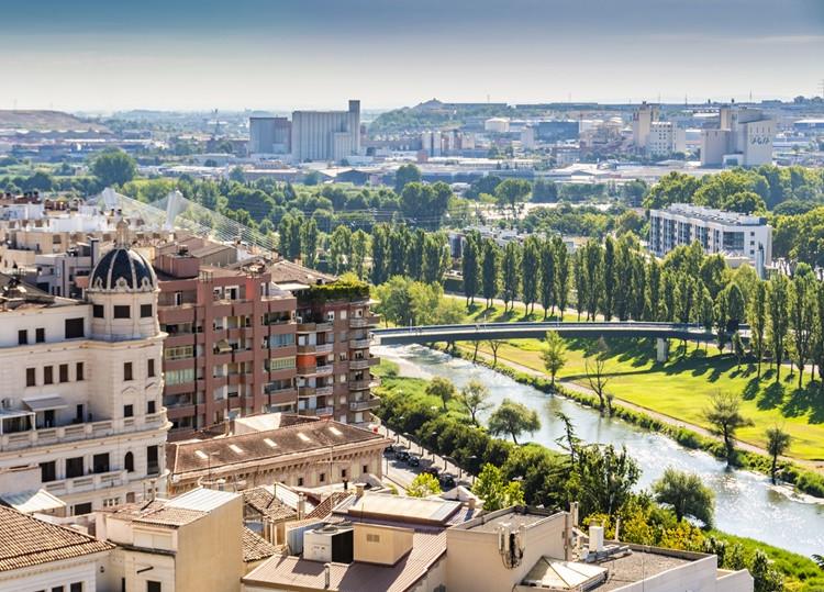 Lleida, paraíso verde. Foto: iStock