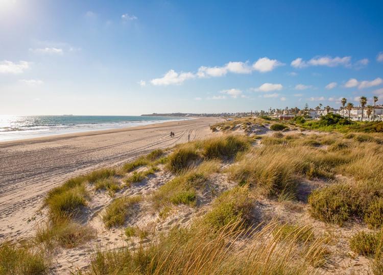 Las playas de Cádiz te enamorarán. Foto: iStock