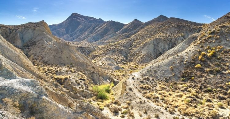 Desierto de las Tabernas (iStock).