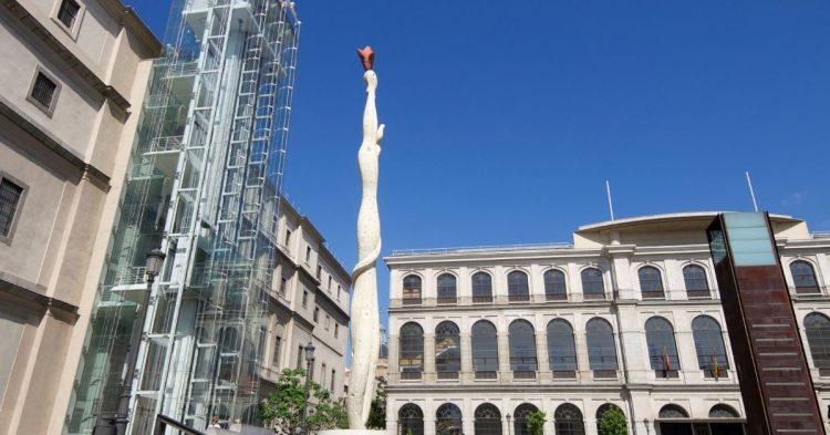 El pueblo español tiene un camino que conduce a una estrella, Museo Reina Sofía (iStock)