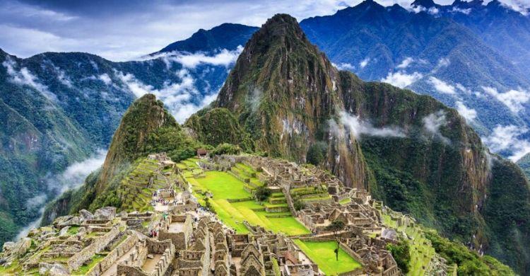 Los restos del Machu Pichu (iStock)