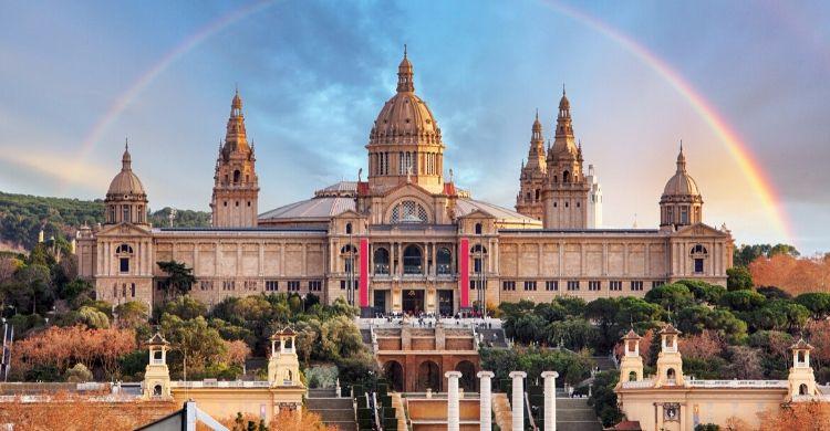 Museo Nacional D´Art de Catalunya