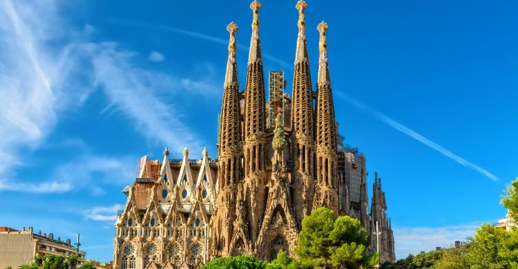 La Sagrada Familia (iStock)