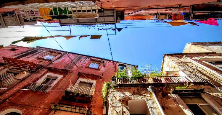 Barrio de Nápoles