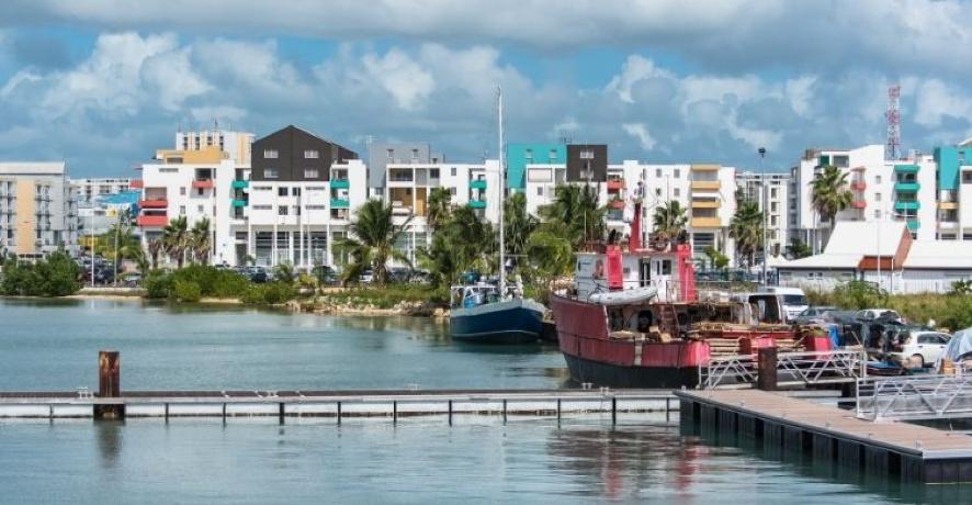 destinos para viajar: islas caribeñas francesas